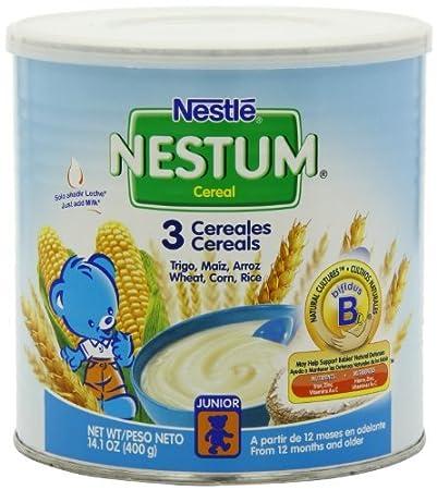 3 Cereales, 14,1 onzas (paquete de 6)
