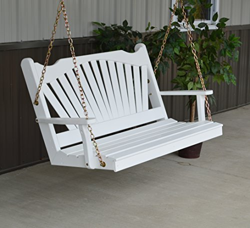 Aspen Tree Interiors WOOD PORCH SWING, 2