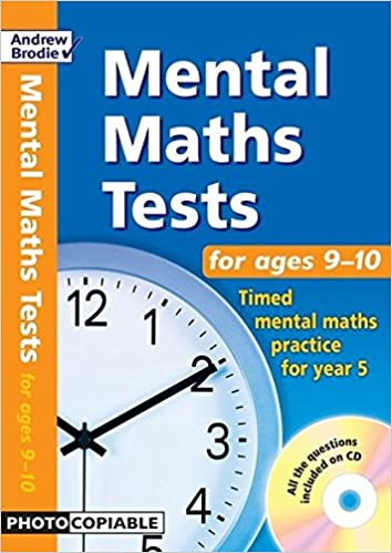 Mental Maths Tests for Ages 9-10: Timed Mental Maths Practice for ...