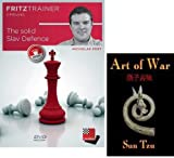 The Slav Defense for the Tournament Player - Expert Knowledge DVD & Art of War E-Book (2 item Bundle) by ChessCentral