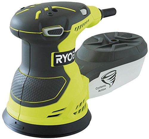 Ryobi ROS300 Random Orbit Sander, 300 W