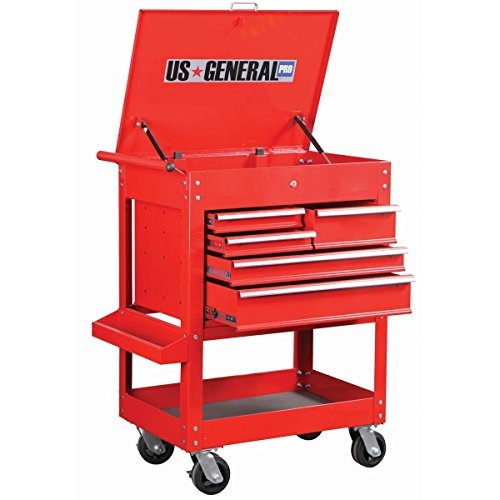 Rolling Workstation Tool Box - 9