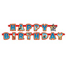 6ft PAW Patrol Birthday Banner