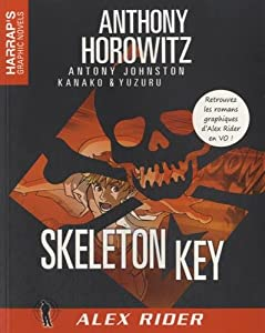 "Afficher ""Alex Rider n° 3 Alex Rider : Skeleton Key"""