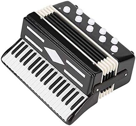 Yebobo AcordeóN en Miniatura Instrumento Musical Acordeon ...