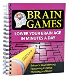 Brain Games #8, Editors of Publications International Ltd., 1412745462