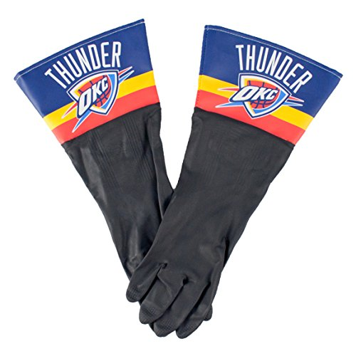 nba-oklahoma-city-thunder-dish-gloves-one-size-black