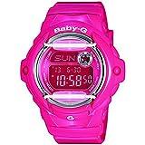 BG169R Baby-G 200 Meter Water Resistant Shock Resistant Watch