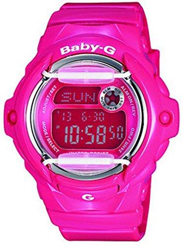 BG169R Baby G Meter Water Resistant