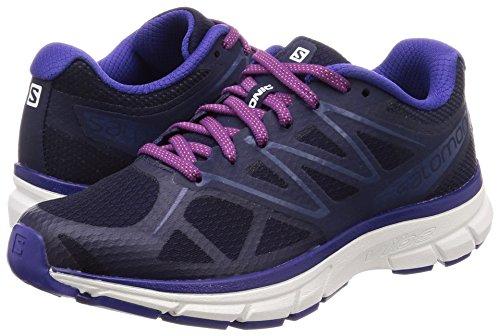 Sonic Running evening Trail white 75 Blue spectrum Shoes Blue Women's Salomon W 5ORwB