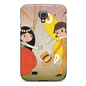 Galaxy S4 Case Bumper Tpu Skin Cover For Makova Panenka Accessories