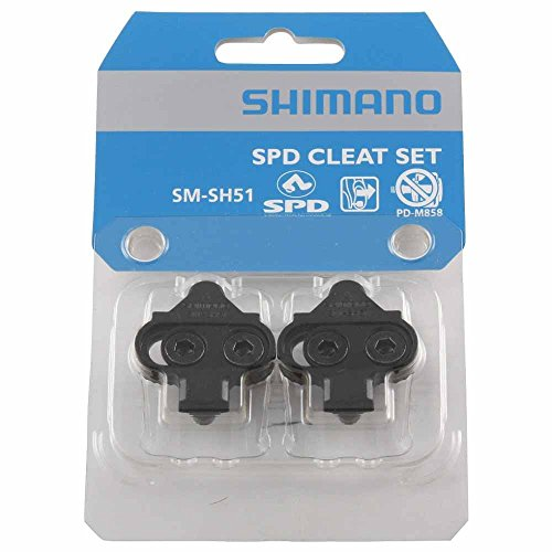 Shimano SH51 SPD Cleat Set - Great Directions To Mall