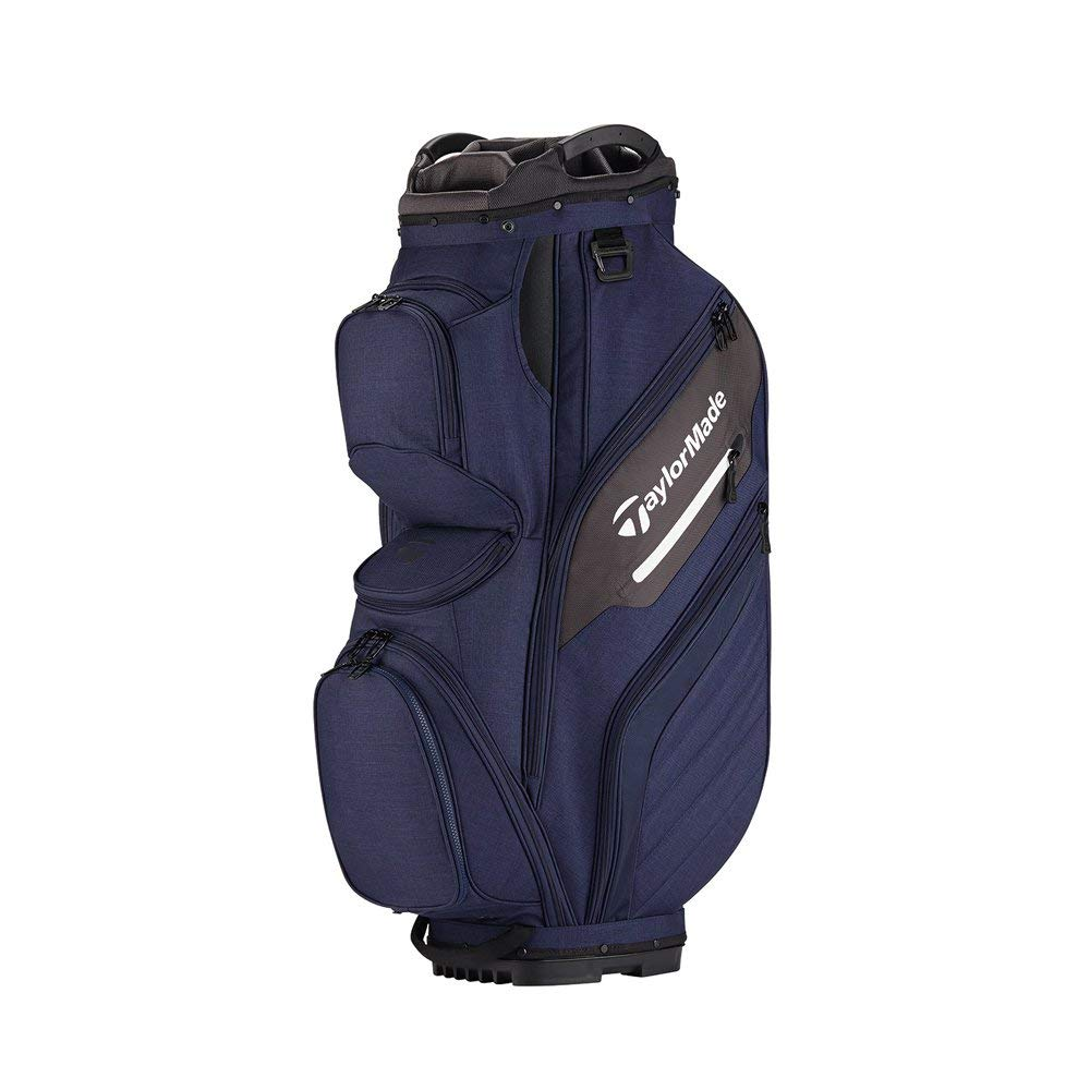TaylorMade Supreme 2018 Cart Bag (Navy) (Navy)