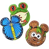 Hefty Zoo Plates-20 ct, 7.375 inch (Discontinued by Manufacturer)
