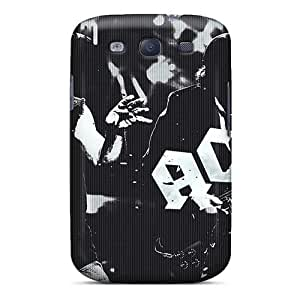 Samsung Galaxy S3 OIb14716WHCG Unique Design Nice Avenged Sevenfold Pattern Great Cell-phone Hard Covers -IanJoeyPatricia