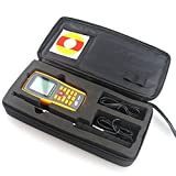 GM8903 Hot Wire Digital Anemometer 0~30m/s Air Temperature Meter 0~45C Wind Speed Flow Tester with USB
