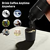 Mounchain Filter Coffee Machine, Mini Compact