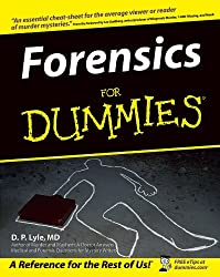 Image of the product Forensics For Dummies that is listed on the catalogue brand of Brand: For Dummies.