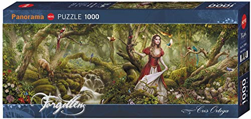 Forest Song Puzzle 1000 Teile Inglese Gioco 1 Feb 2019