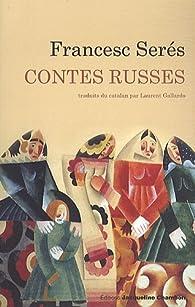 Contes russes par Francesc Serés