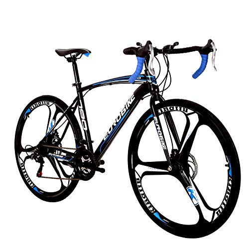 LOOCHO Road Bike (Blue)