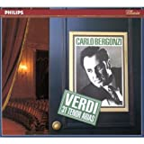 Carlo Bergonzi : Verdi 31 Tenor Arias (3 CD Box Set) (Philips)