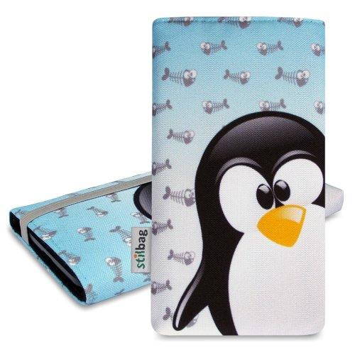 Stilbag Funda MIKA para Motorola Moto X - Diseño: Ice Pinguin