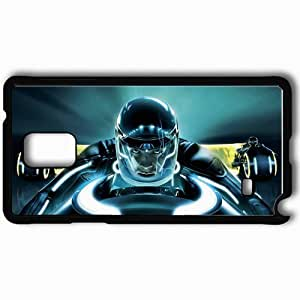 taoyix diy Personalized Samsung Note 4 Cell phone Case/Cover Skin 2010 tron legacy movie movies tron legacy Black