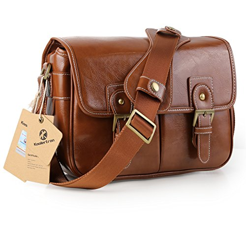 Camera Bag Insert Messenger - 9
