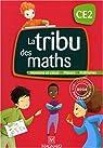 La tribu des maths CE2 : Pack en 2 volumes : Manuel ; Cahier par Dias