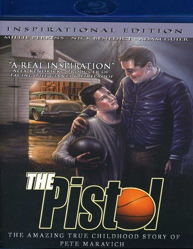The Pistol: The Birth Of A Legend (Blu-Ray) by Word Entertainment