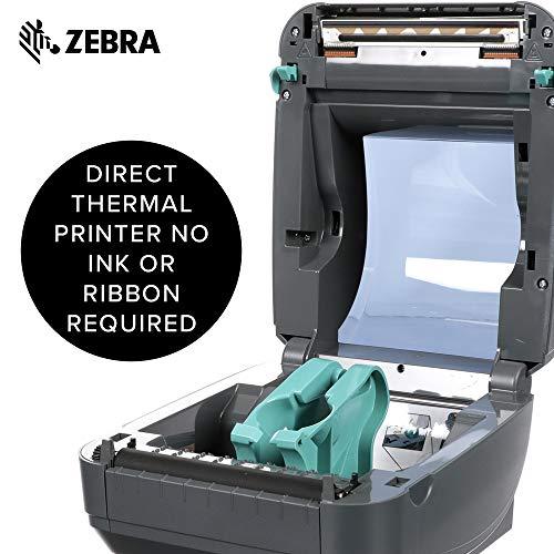 Zebra - GK420d Direct Thermal Desktop Printer for Labels