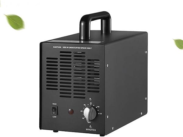 PAS Generador de ozono Industrial, 7000 MG/h Máquina de ozono ...
