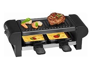 Wmf Küchenminis Elektrogrill : Amazon.de: raclette grill für 2 personen tischgrill elektrogrill