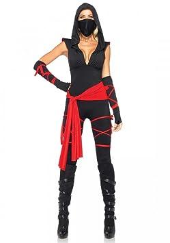 shoperama Deadly Ninja para Disfraz de Mujer de Leg Avenue ...