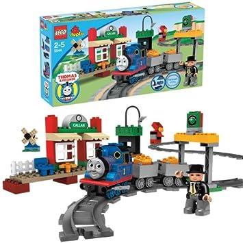 LEGO 5544 DUPLO Thomas & Friends Starter Set: Amazon.co.uk: Toys ...