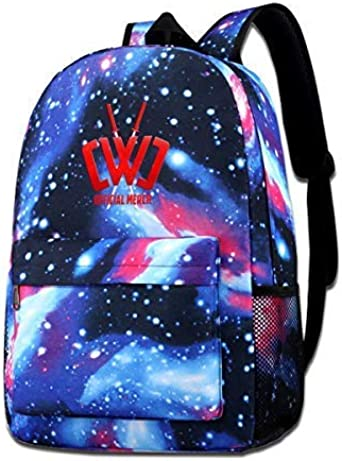 2019 Chad Wild Clay Backpack Boys Girls School Bag Outdoor Travel Leisure Bag