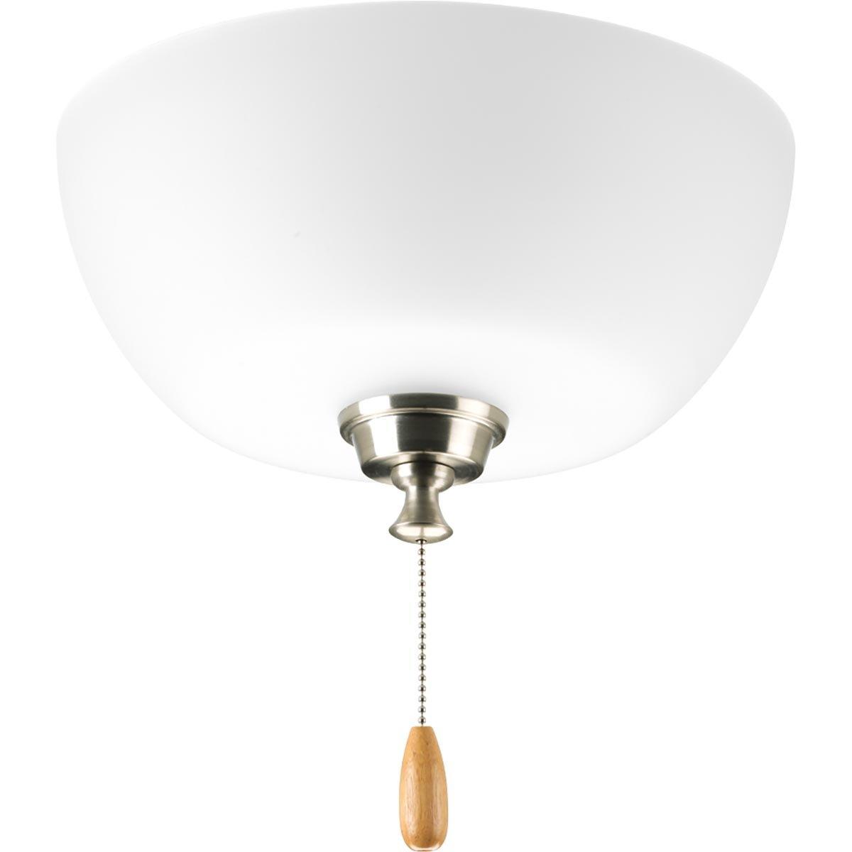 Progress Lighting P2649-01WB Fan Light Kit