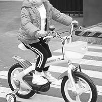 Bicicleta de Carretera para niños, para Estudiantes, Carreras, Bicicletas de montaña Juveniles, con Dibujos Animados, Bonito, 12/14/16 Pulgadas: Amazon.es: Hogar