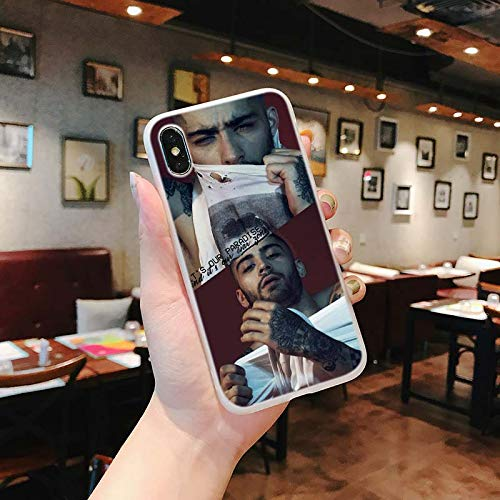 Ring 32985676418 Ring Me Icarus Falls Cutout Inspired by Zayn Malik Phone Case Compatible With Iphone 7 XR 6s Plus 6 X 8 9 Cases XS Max Clear Iphones Cases TPU