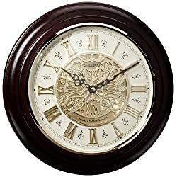 Seiko QXM295BLH Japanese Quartz Wall Clock