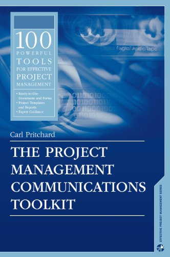 Project Management Communications Toolkit Library PDF