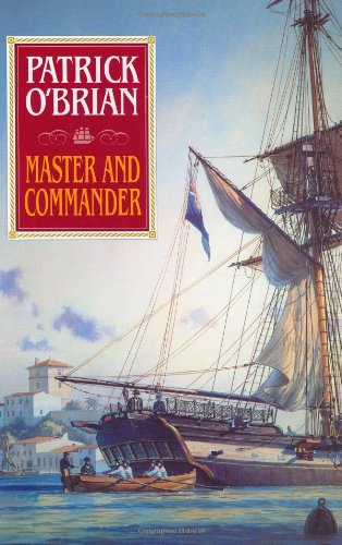 Book cover for Master and Commander