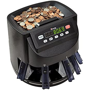 Amazon Com Royal Sovereign Fast Sort Automatic Digital