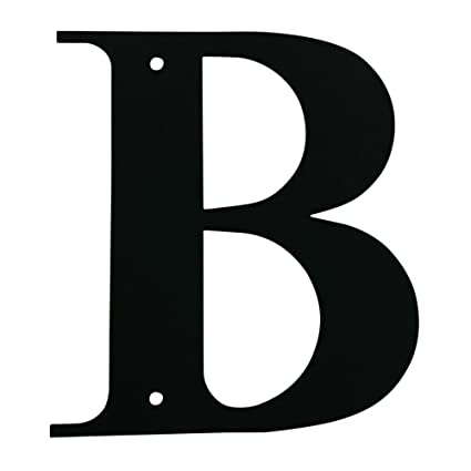 Amazon.com: 18 Inch Letter B Large: Home & Kitchen