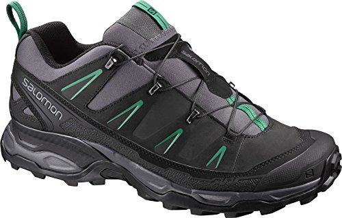 Salomon X Ultra Ltr, Zapatillas de Deporte Exterior para Hombre Varios colores (Magnet/Black/Pine Green)