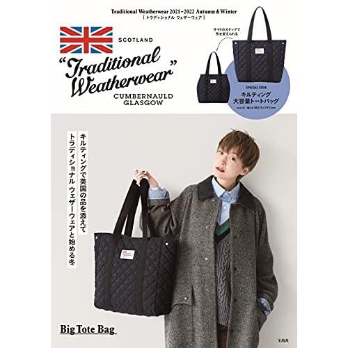 Traditional Weatherwear 2021-2022 Autumn & Winter Big Tote Bag 画像