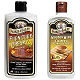 Parker and Bailey Bundle- Furniture Cream & Wooden Ware Cleaner & Conditioner