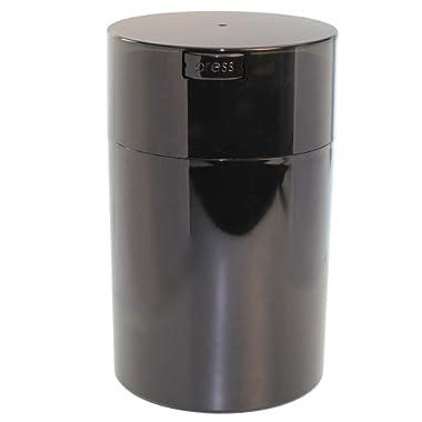 Tightpac America CFV2-CBP Coffee Storage Container, Black Pearl