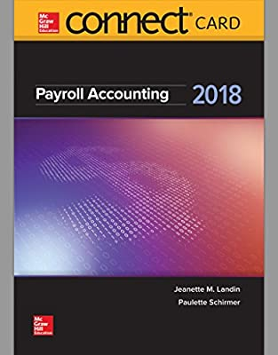 Amazon Com Connect Access Card For Payroll Accounting 2017